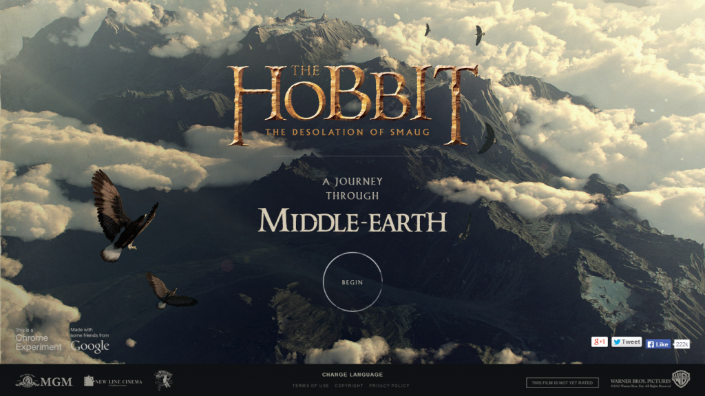 www.middle-earth.thehobbit.com